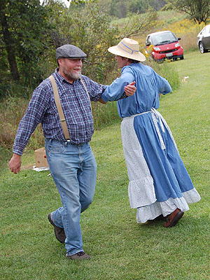 Jane and Dave Dancing 1