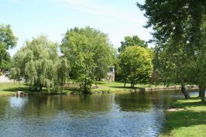 Stewart Park, Perth, Ontario