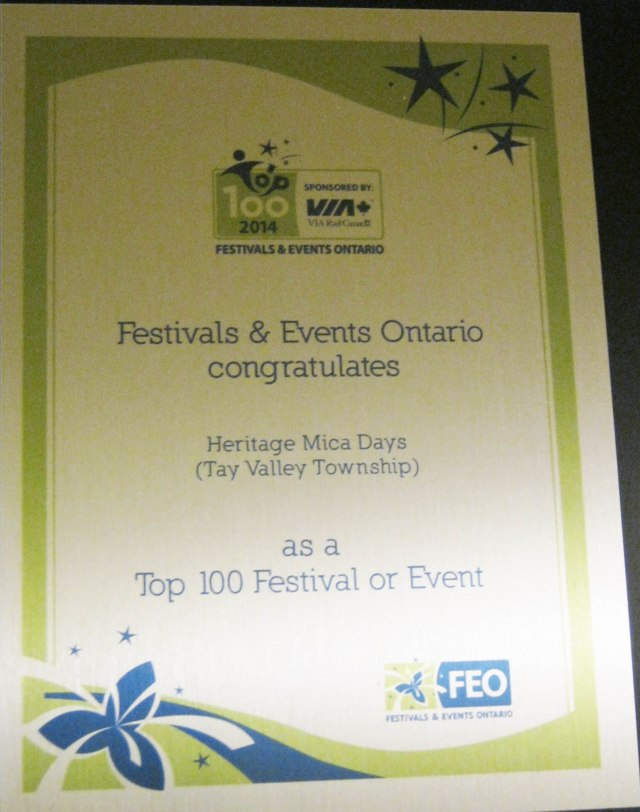FEO Award