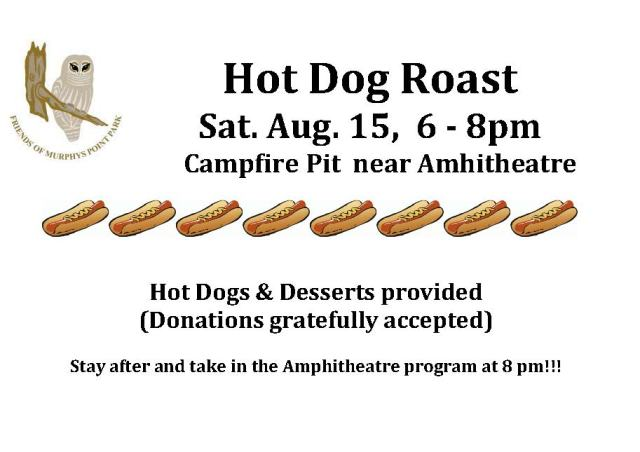 Hot Dog Roast- poster2